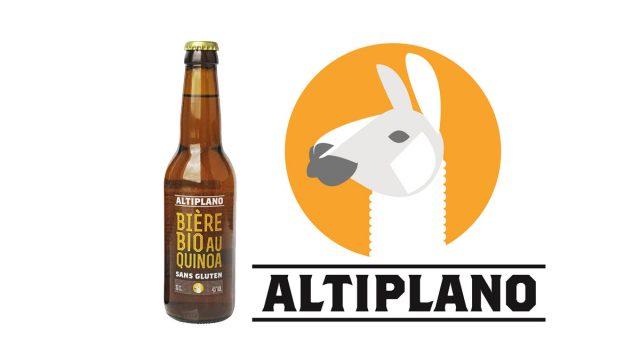 ALTIPLANO Bière BIO au Quinoa !