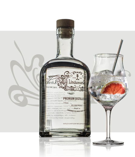 Gin Lindemans Clear