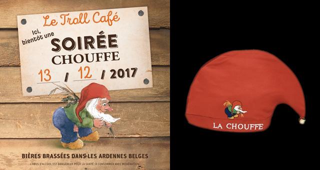 Soirée Chouffe – Mercredi 13 décembre