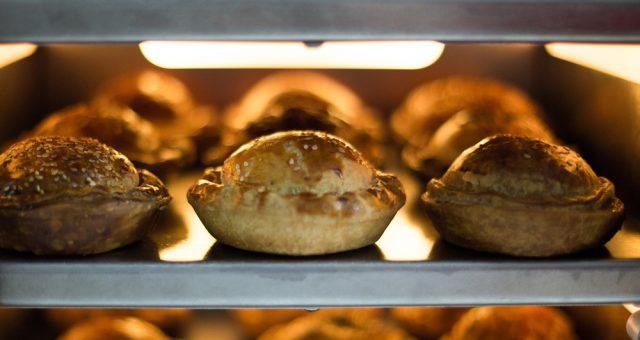 Nouveau au Troll Café, les tourtes chaudes «My Pie»