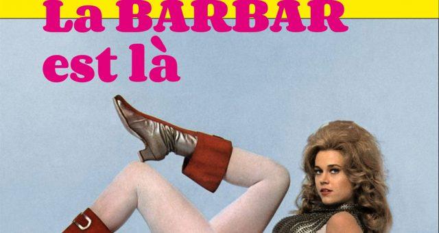 Soirée BARBAR – Jeudi 27 Octobre