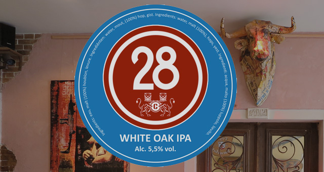 Caulier 28 White Oak IPA