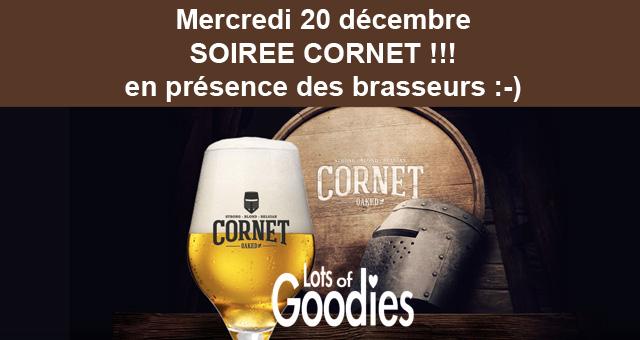 Soirée Cornet au Troll Café !