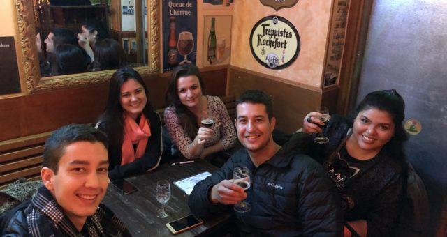 Tous les Samedi, le rallye «Échappée Bière» est au Troll Café