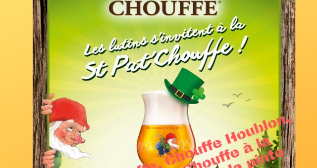 Saint Patrick ou Saint Patchouffe !!!