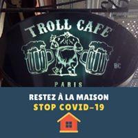 Fermeture temporaire du Troll Café