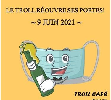 On ouvre demain !