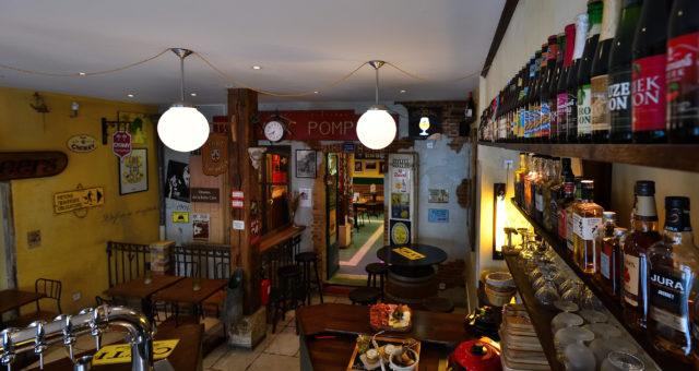 Nouveau décor mais toujours l'esprit Troll Café !